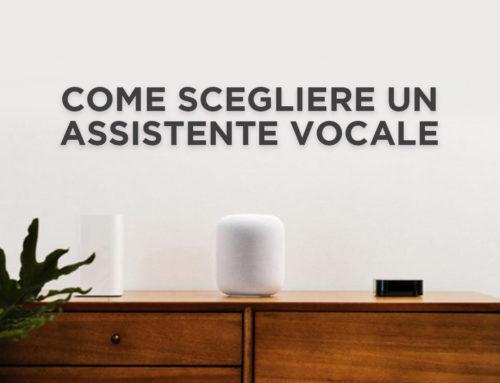 Smart Home speaker: cosa sono e come sceglierli