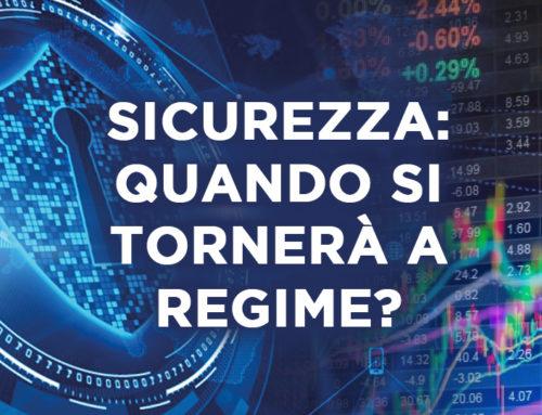Mercato Sicurezza, quando si tornerà e regime?