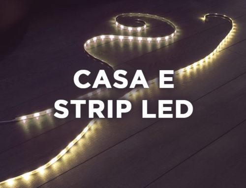 Illuminare la casa con le Strip LED