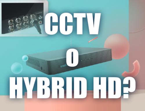 CCTV IP o Hybrid HD?