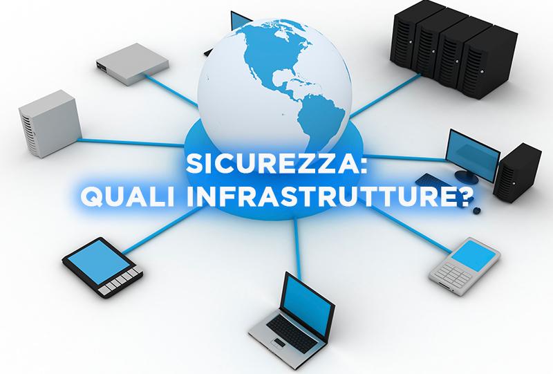 Infrastrutture negli impianti di videosicurezza, quale scegliere?