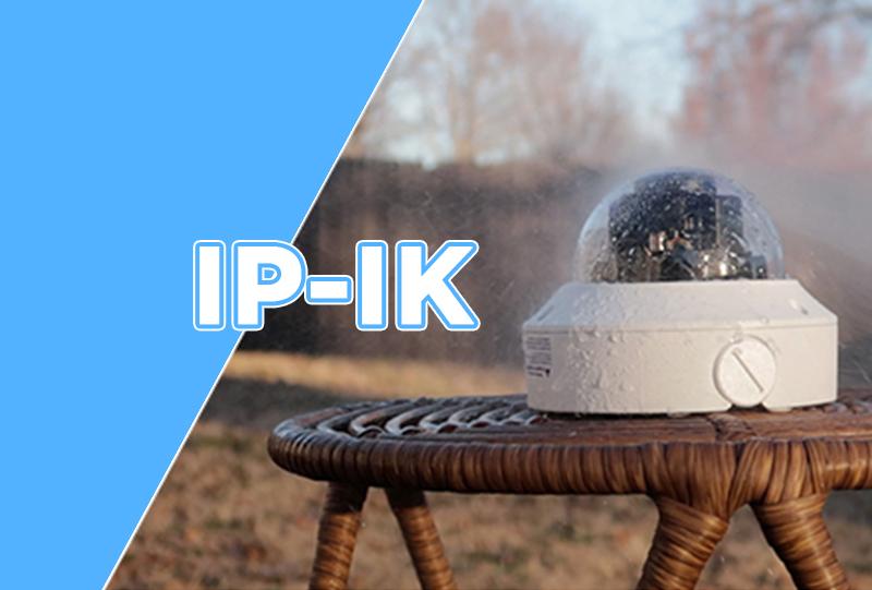 IP e IK rating, la forza di UNIARCH